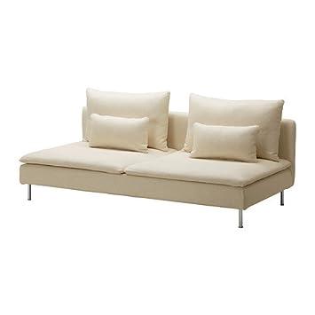 Amazon.com: IKEA SODERHAMN - Funda sofá cama, Isefall ...