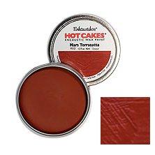 Enkaustikos Hot Cakes Mars Terra Cotta