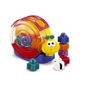 Fisher Price Brilliant Basics Singin Snail Pail