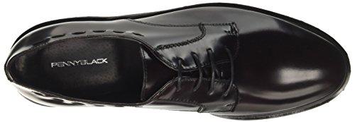 Pennyblack Zapatos 55240717 Cordones Marrón de Mujer wOwFdxq