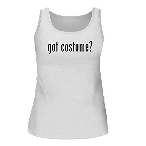 got costume? - A Nice Women's Tank Top, White, (Gandalf The White Costume Kids)
