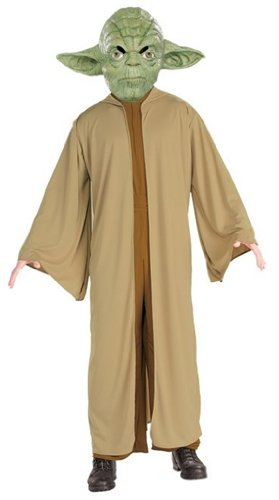 Star Wars Child's Yoda Costume, Medium Kids