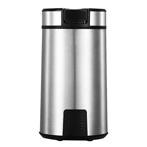 Shentesel Electric Coffee Bean Herbs Spice Nuts Grinder Machine Multifunctional 220V 200W ()