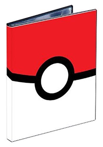 Poke Ball Portfolio for Pokémon 4 Pocket - Pocket Portfolio Album 4