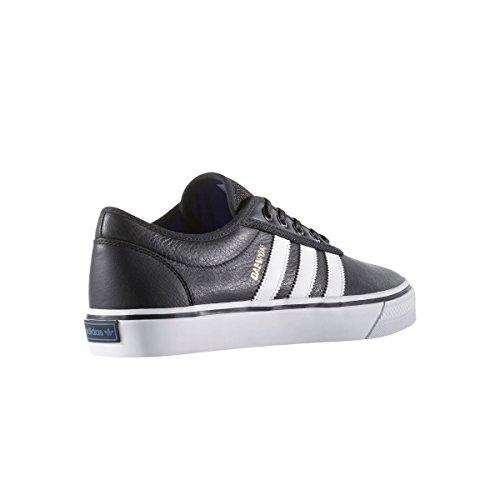 Adidas Adi-Ease Schwarz / Weiß / Gold Skate Schuhe Schwarz / Weiß / Gold