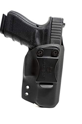Muddy River Tactical FNH FN 5.7 MK2 IWB Kydex Concealed Carry Holster (Black Carbon Fiber- Right Handed)