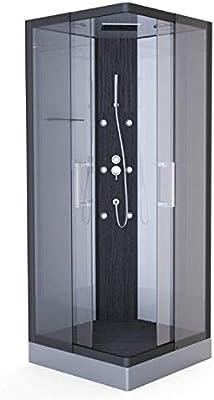 Aurlane CAB077 - Cabina de ducha, multicolor: Amazon.es: Bricolaje ...