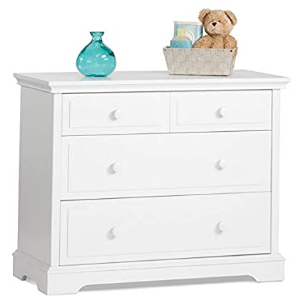 Amazon.com: Hebel Universal Select 3-Drawer Dresser | Model ...