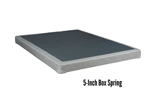 Spinal Solution 4-Inch Assembled Box Spring for Mattress, SensationCollection, Twin Size by Spinal Solution (Image #1)