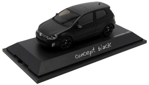 1/43 フォルクスワーゲン ゴルフ VI GTI(コンセプトブラック) 450740600