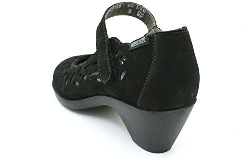 Vestir Para Mephisto Negro Mujer De Zapatos fxMwPOE6
