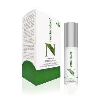 Soria Natural Crema Antiaging Vitaminas - 30 ml