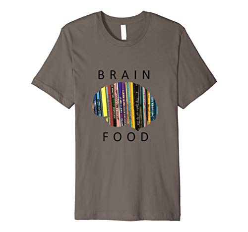 Brain Food Shirt (Foods That Release Dopamine In The Brain)