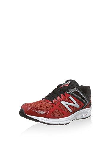 New Balance Herren M460 Hallenschuhe Rot / Schwarz / Weiß