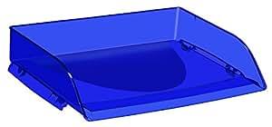 CEP Happy 135/2H - Bandeja apaisada compacta, color azul eléctrico