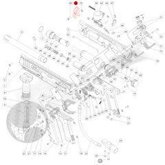 Marker Parts - SW1 - Part #68 Front Sight
