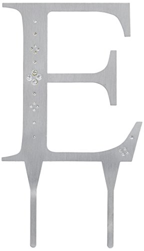 Weddingstar 4 Inch Jeweled Monogram - Letter
