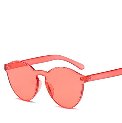 Wicemoon Lunette Soleil Femme Rouge Red Red de rqr0wZRxO