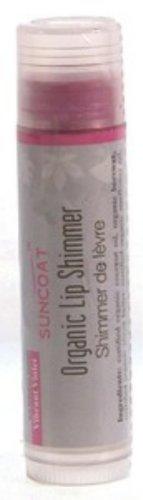 Organic Lip Shimmer Vibrant Violet 4.50 Milliliters