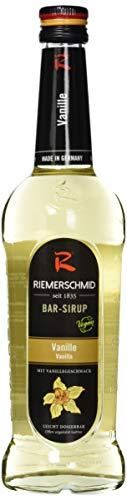 Riemerschmid Bar-Sirup Vanille (1 x 0.7 l)