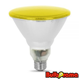20 Watt Par38 Cfl Yellow Bug Light Supra Life Indoor