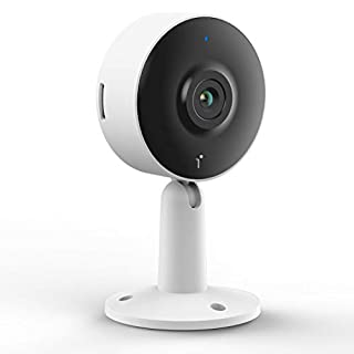 Home Security Camera, Arenti IN1 Indoor Cam with WiFi and Phone APP, 1080p HD, 2-Way Audio, Night Vision, Works with Alexa…