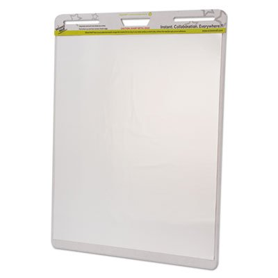 Dry Erase Static-Cling Film Easel Pads, 24 x 29, White, 15 Sheets/Pad, 6 Pads/PK, Sold as 6 Each