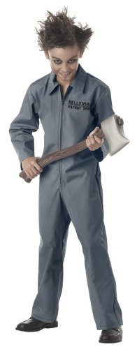 Kids Hallowen Costumes (Boys Axe Murderer Costume)