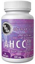 AHCC 500mg (30 VeggieCaps) Brand: A.O.R Advanced Orthomolecular Research