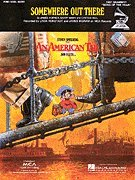 Somewhere out There (From an American Tail) - Piano/Vocal/Guitar Sheet Music