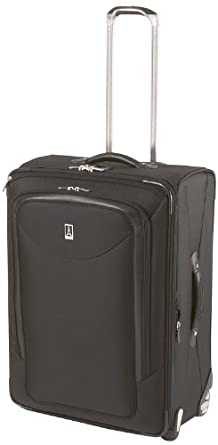 Amazon Com Travelpro Luggage Platinum Magna 26 Inch Expandable Rollaboard Suiter Black One