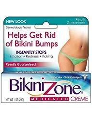 Bikini Zone Medicate…
