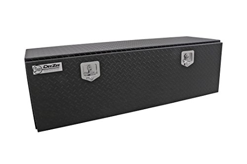 Aluminum Professional Box Tool (Dee Zee DZ76TB Black-Tread Aluminum Underbed Tool Box - 60