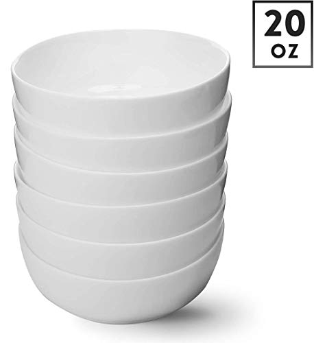 HARMAN & CO - 6pc Soup / Cereal Bowl Set, 5.5in (20oz) ()