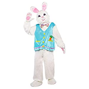Amscan 841601 Bunny Costume partysupplies One Size Multicolored