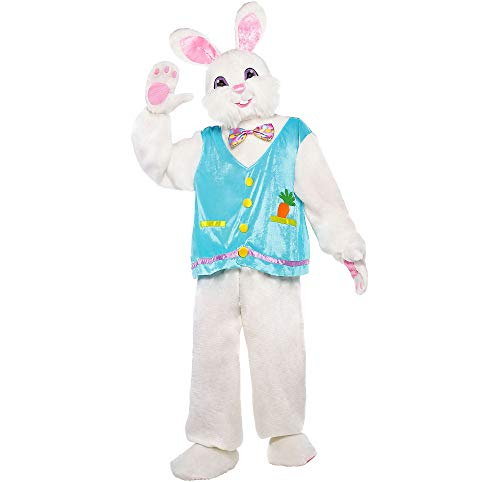 Amscan 841601 Bunny Costume partysupplies, One Size, Multicolored