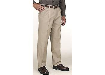 Dockers Big & Tall No Wrinkle Pleated Twill Pants