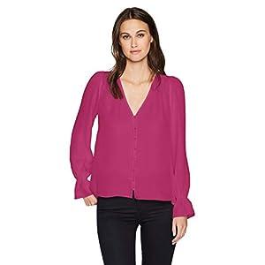 Joie womens19-5-2088H-TP01180Long Sleeve Blouse Shirt