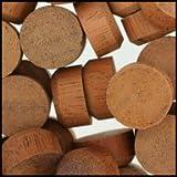 WIDGETCO 5/8'' Mahogany Floor Plugs