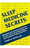 Sleep Medicine Secrets 9781560535928