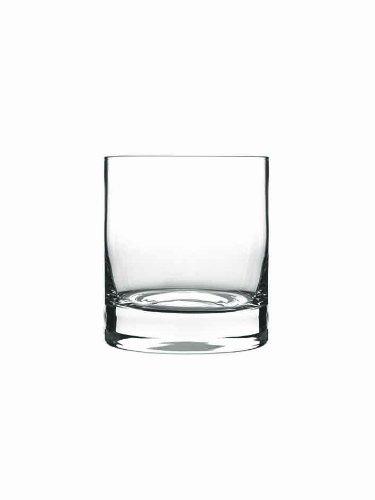 Luigi Bormioli Set of 4  Classico Double Old Fashioned Glasses, One Size by Luigi Bormioli
