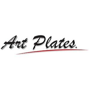 Art Plates brand - Best Friends Mouse Pad