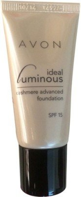 Avon Ideal Luminous Cashmere Advanced Foundation SPF15 Foundation (Nude)