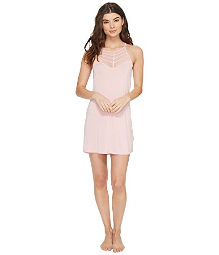 PJ Salvage Women's All Tied up Chemise, Rose, (All Tied Up Top)