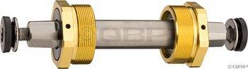 Answer BMX Adj. Euro BB w/ 118mm Ti Spindle by Answer