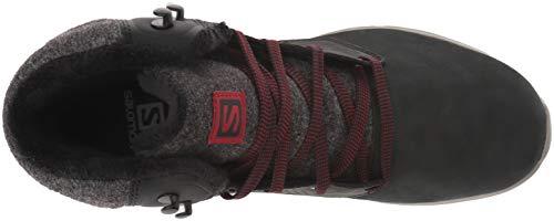 Utility Winter Black Dahlia Salomon Red Dahlia Black CS Red Black WP Black TZR7cd6qdw