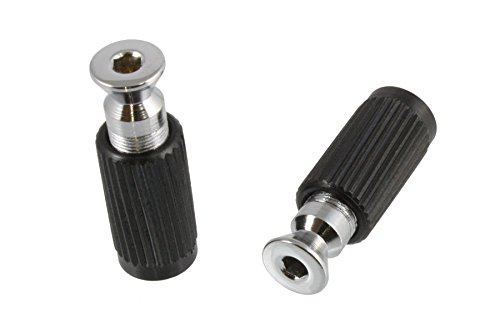 Allparts BP-0195-010 Chrome Anchors and Studs