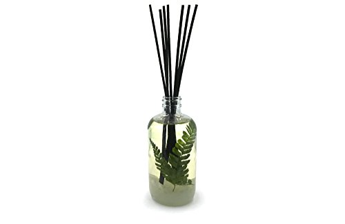 Hemlock Park Reed Diffuser | Natural Essential Oil Aromatherapy (Tea Tree) by Hemlock Park (Image #1)