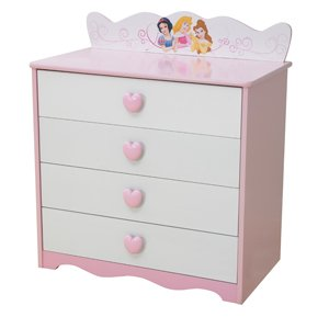 Disney Princess Grow With Me Chest Of Drawers Kitchen Home