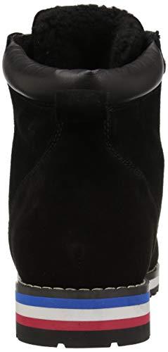 Ankle Regan Blondo Boot Suede Black Women's fxEqqYWwTz